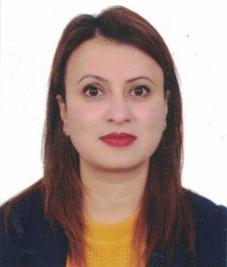 Shristi Dhakal